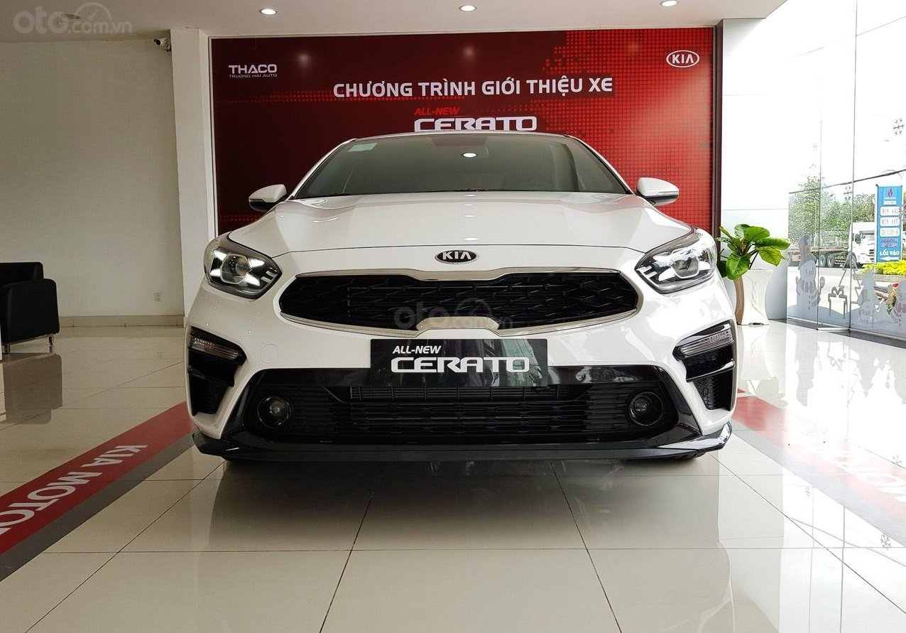 Kia Cerato 2019 thế hệ mới ra mắt khách hàng Việt vào cuối năm 2018.