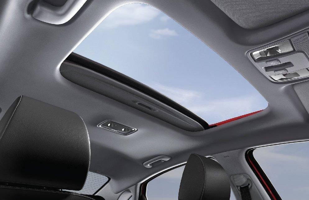 Nội thất của Kia Cerato 2019 1.