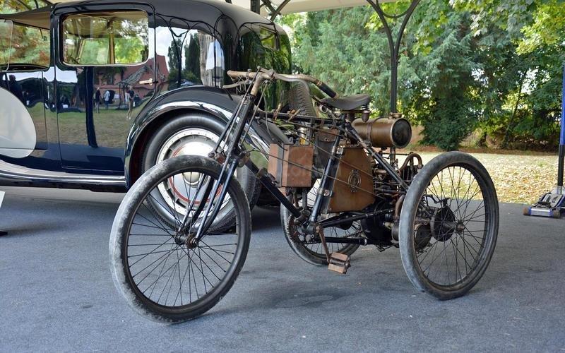 Prinetti & Stucchi Tipo 1 (năm 1899).