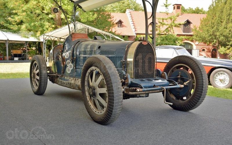 Bugatti Type 35C (năm 1929).