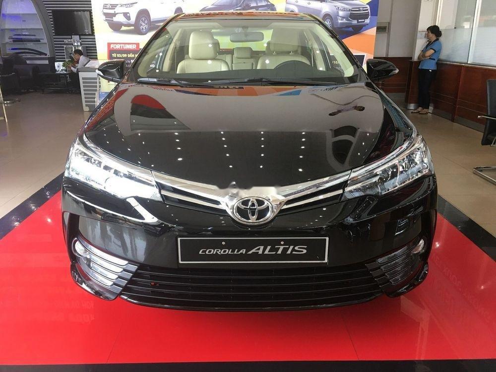 Bán Toyota Corolla Altis sản xuất 2019, màu đen, 791 triệu (1)
