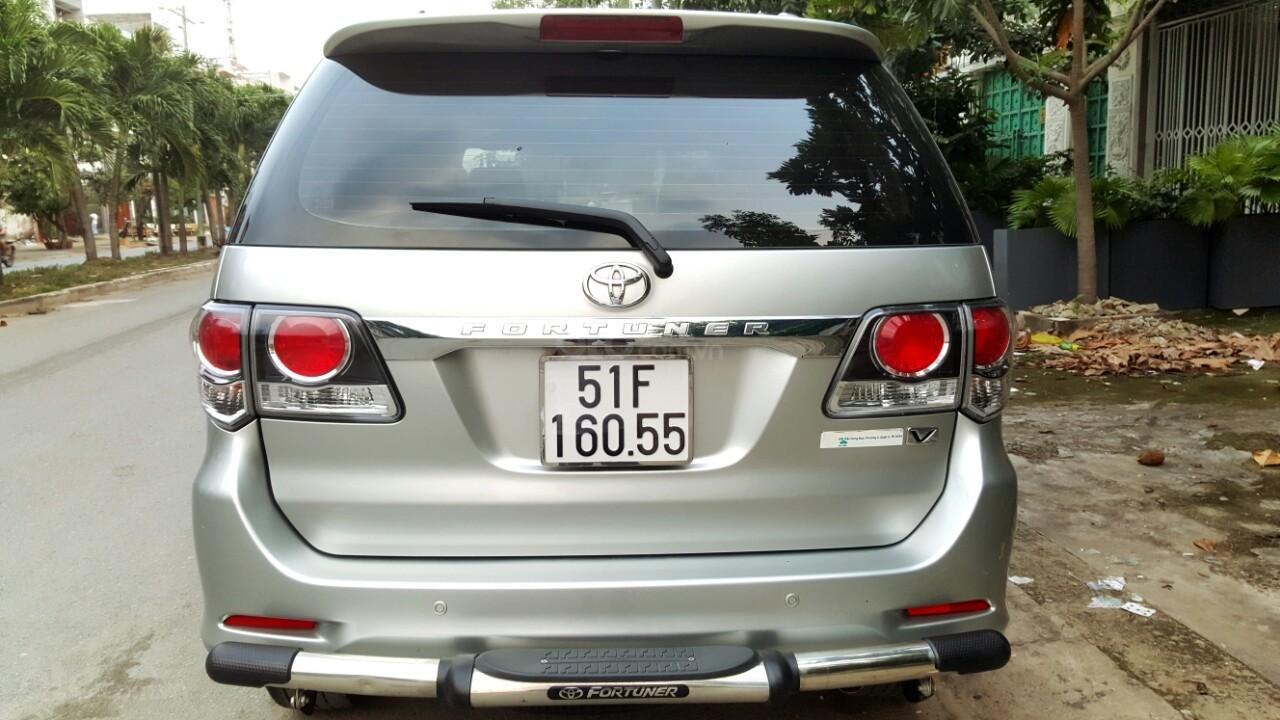 Bán xe Toyota Fortuner V 2015, màu bạc, liên hệ: 0942892465 - Thanh (5)
