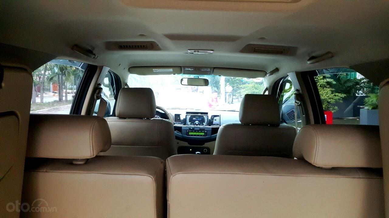 Bán xe Toyota Fortuner V 2015, màu bạc, liên hệ: 0942892465 - Thanh (11)