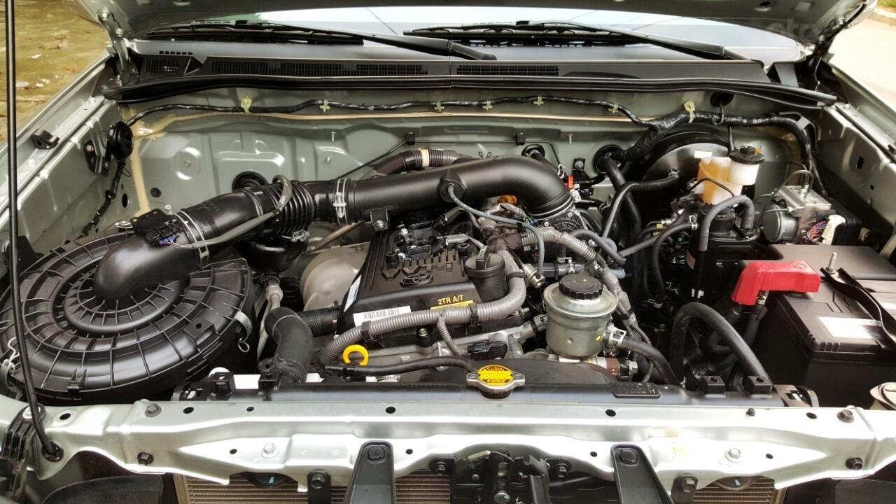 Bán xe Toyota Fortuner V 2015, màu bạc, liên hệ: 0942892465 - Thanh (12)