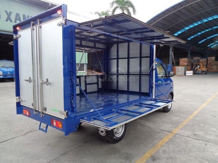 Xe tải Kenbo thùng cánh dơi bán hàng lưu động, hỗ trợ vay cao (1)