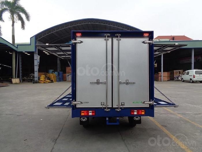Xe tải Kenbo thùng cánh dơi bán hàng lưu động, hỗ trợ vay cao (2)