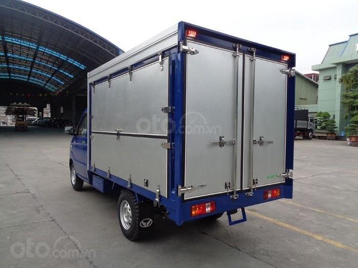 Xe tải Kenbo thùng cánh dơi bán hàng lưu động, hỗ trợ vay cao (3)