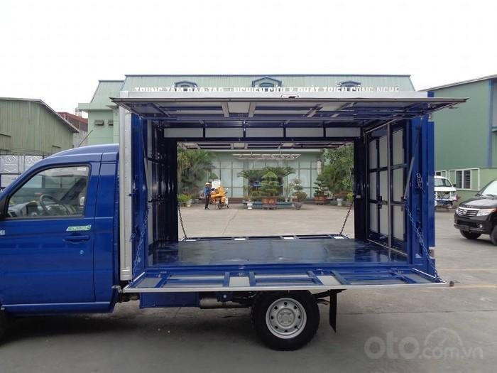 Xe tải Kenbo thùng cánh dơi bán hàng lưu động, hỗ trợ vay cao (4)