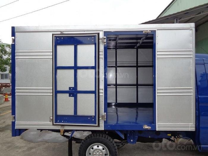 Xe tải Kenbo thùng cánh dơi bán hàng lưu động, hỗ trợ vay cao (5)