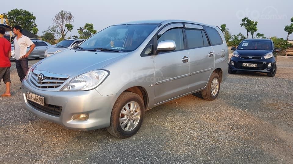 Bán Toyota Innova G xịn đời 2012 biển Hà Nội, xe máy thân vỏ nội thất zin đẹp 0964674331 (1)
