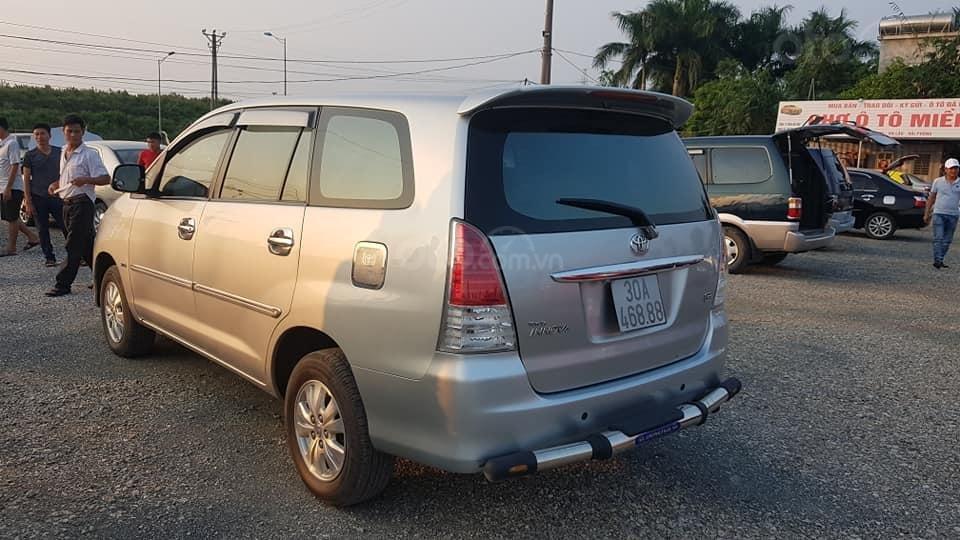 Bán Toyota Innova G xịn đời 2012 biển Hà Nội, xe máy thân vỏ nội thất zin đẹp 0964674331 (2)