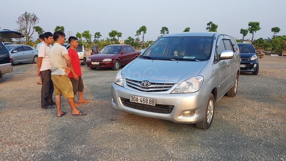 Bán Toyota Innova G xịn đời 2012 biển Hà Nội, xe máy thân vỏ nội thất zin đẹp 0964674331 (4)