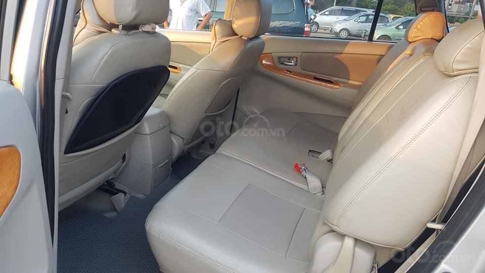 Bán Toyota Innova G xịn đời 2012 biển Hà Nội, xe máy thân vỏ nội thất zin đẹp 0964674331 (6)