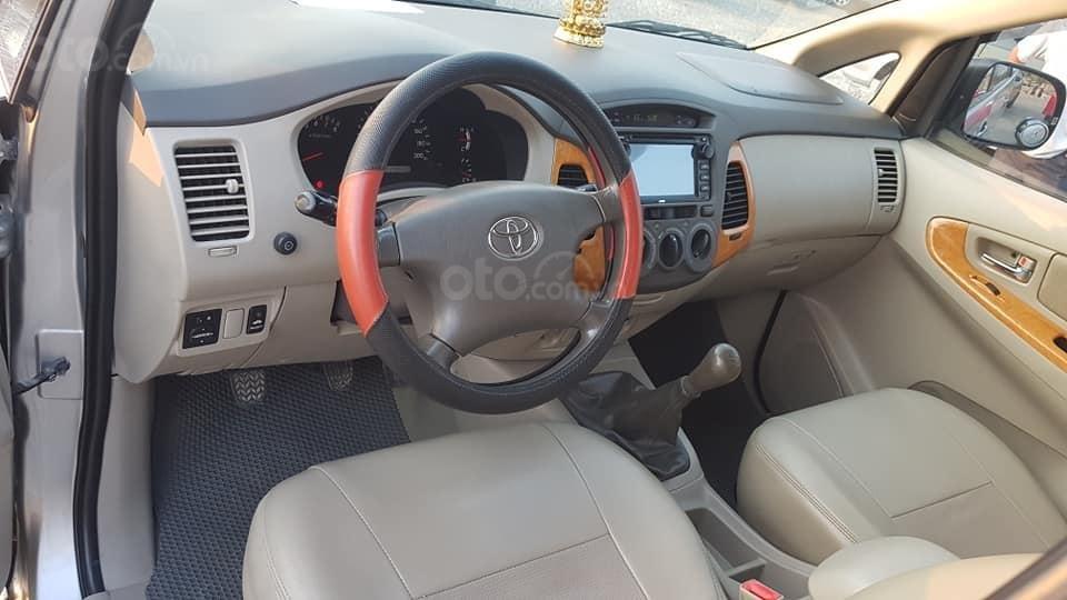 Bán Toyota Innova G xịn đời 2012 biển Hà Nội, xe máy thân vỏ nội thất zin đẹp 0964674331 (5)