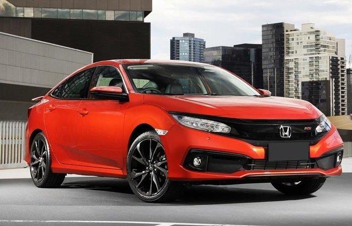 Giá lăn bánh Honda Civic 2019 bao nhiêu?.