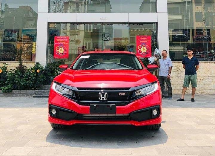 Honda Civic 2019 tại Việt Nam.