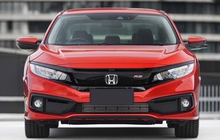 Đầu xe Honda Civic 2019.