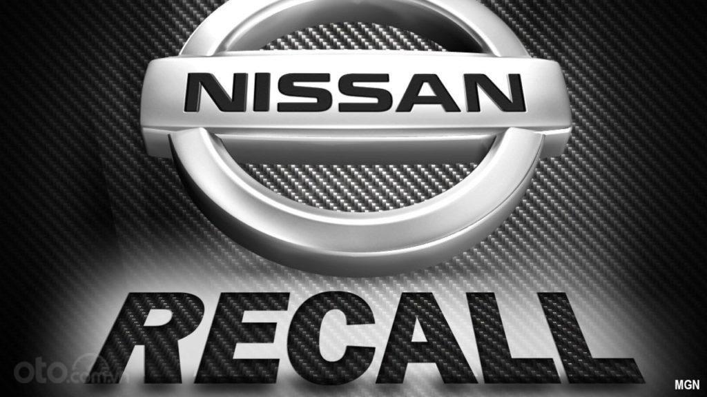 Nissan triệu hồi xe do lỗi cài đặt