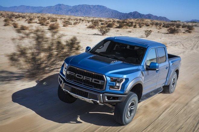 Siêu bán tải Ford F-150 tăng giá vì sử dụng kính chắn gió cường lực Gorilla Glass a3