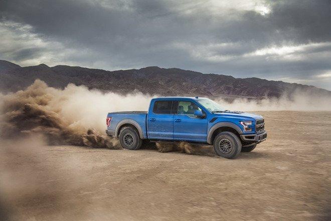 Siêu bán tải Ford F-150 tăng giá vì sử dụng kính chắn gió cường lực Gorilla Glass a4