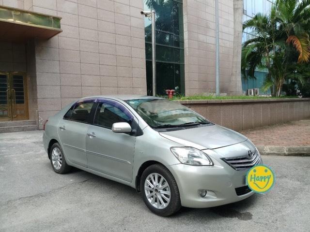 Ô tô Thủ Đô bán Toyota Vios 1.5G AT SX 2011, màu bạc 359 triệu (1)