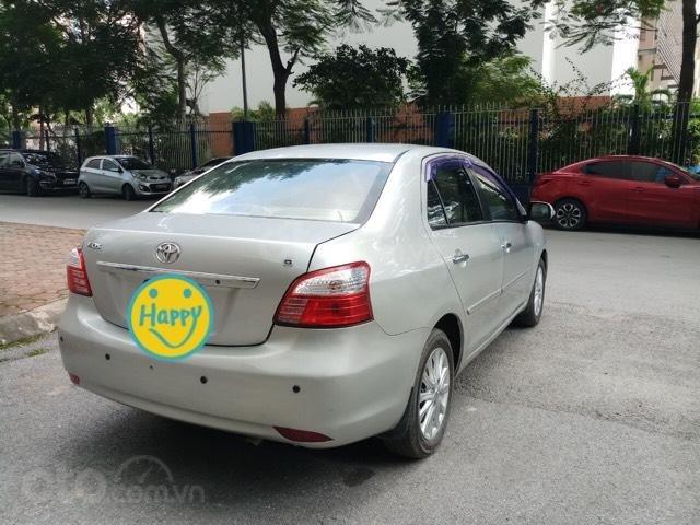 Ô tô Thủ Đô bán Toyota Vios 1.5G AT SX 2011, màu bạc 359 triệu (2)
