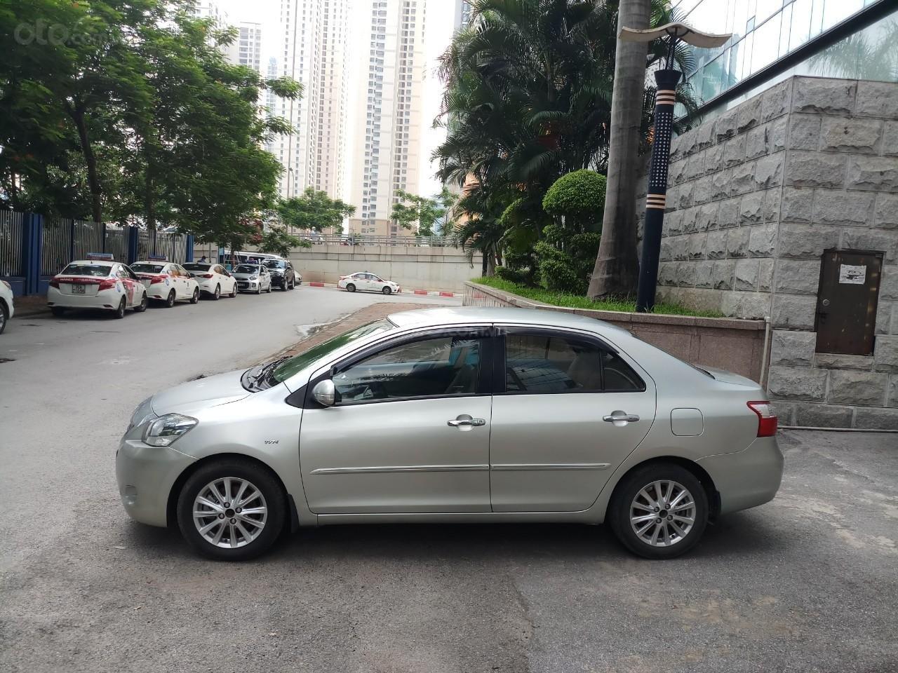 Ô tô Thủ Đô bán Toyota Vios 1.5G AT SX 2011, màu bạc 359 triệu (3)