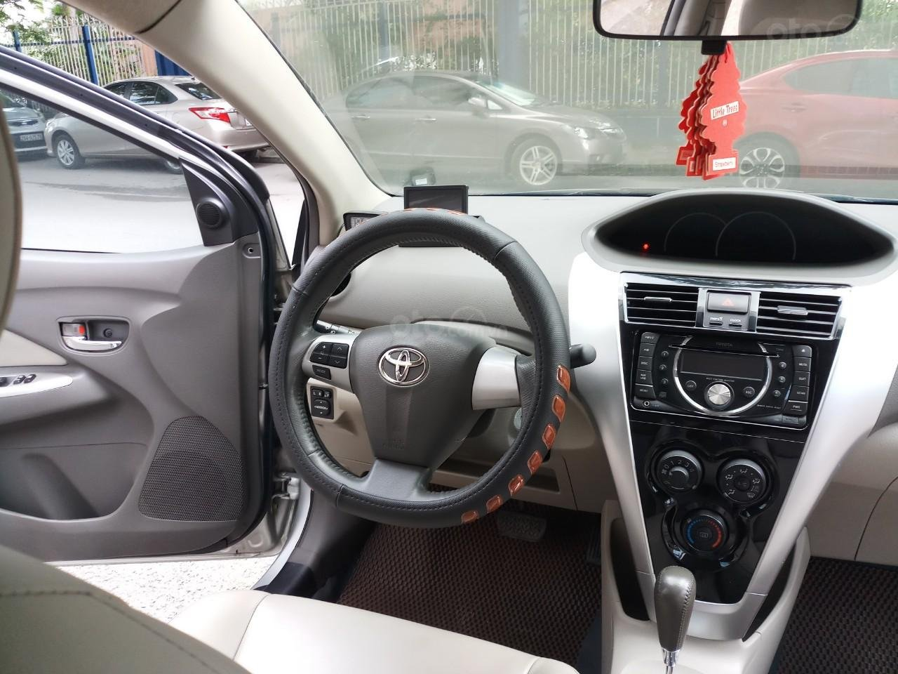 Ô tô Thủ Đô bán Toyota Vios 1.5G AT SX 2011, màu bạc 359 triệu (5)