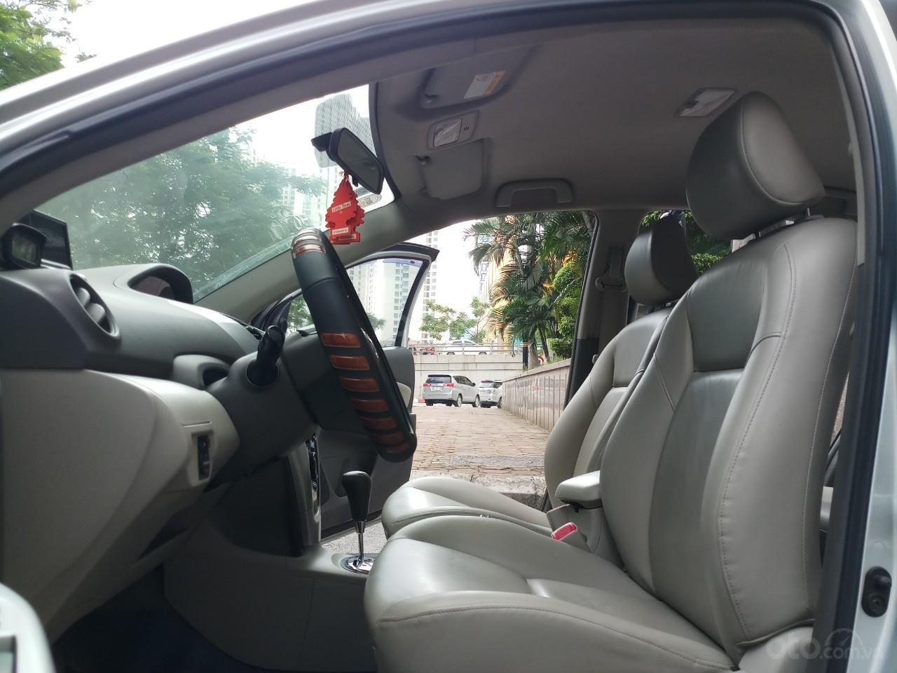 Ô tô Thủ Đô bán Toyota Vios 1.5G AT SX 2011, màu bạc 359 triệu (9)