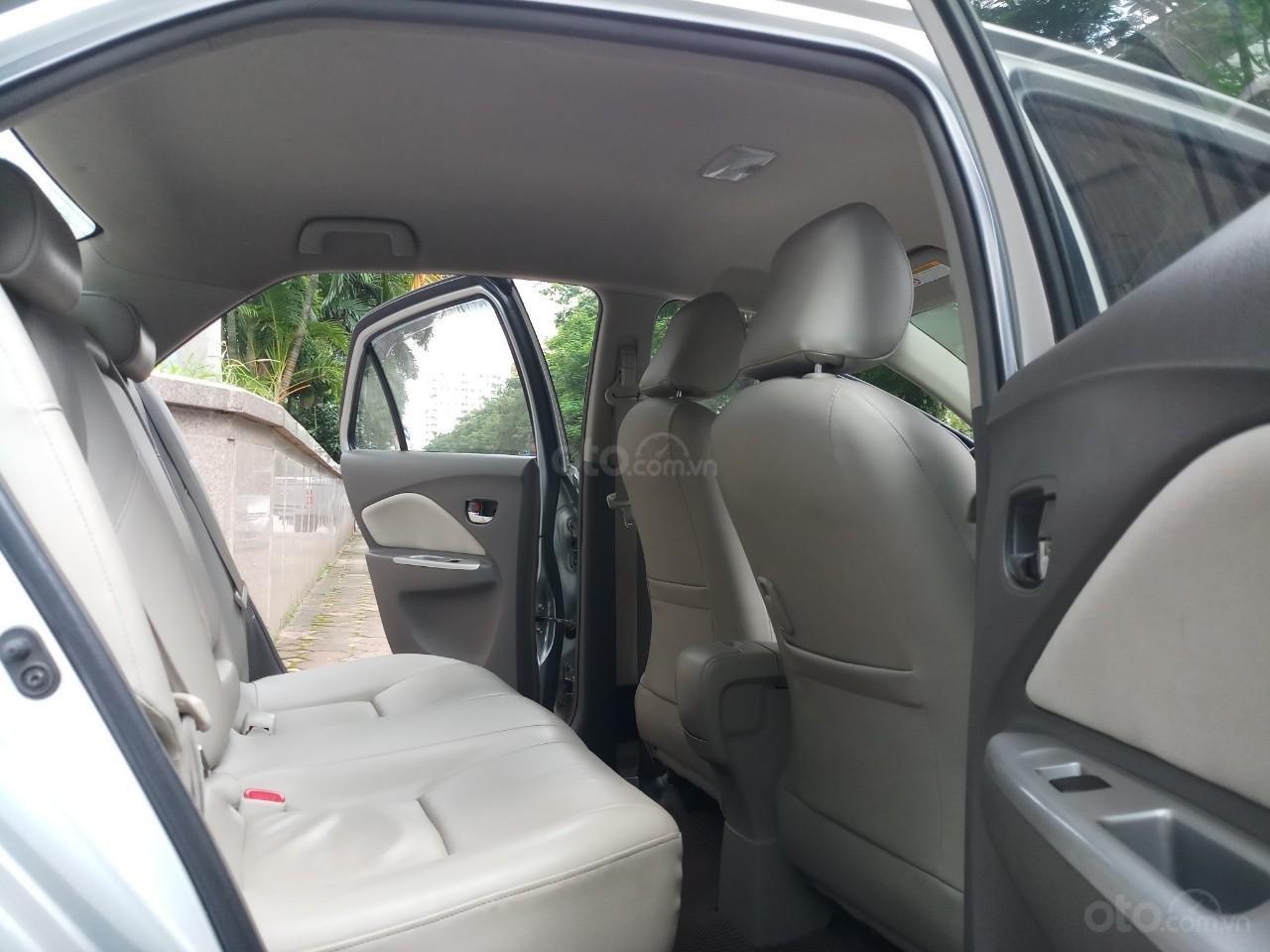 Ô tô Thủ Đô bán Toyota Vios 1.5G AT SX 2011, màu bạc 359 triệu (8)