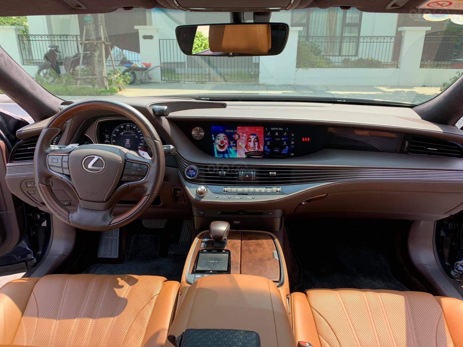 Bán Lexus LS 500H SX 2018 model 2019 (14)