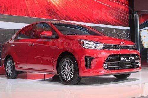 Sedan Kia Soluto 2019, tặng bảo hiểm + giảm tiền mặt + tặng bộ phụ kiện, đặt xe vui lòng LH: 090.68.15.358 (1)