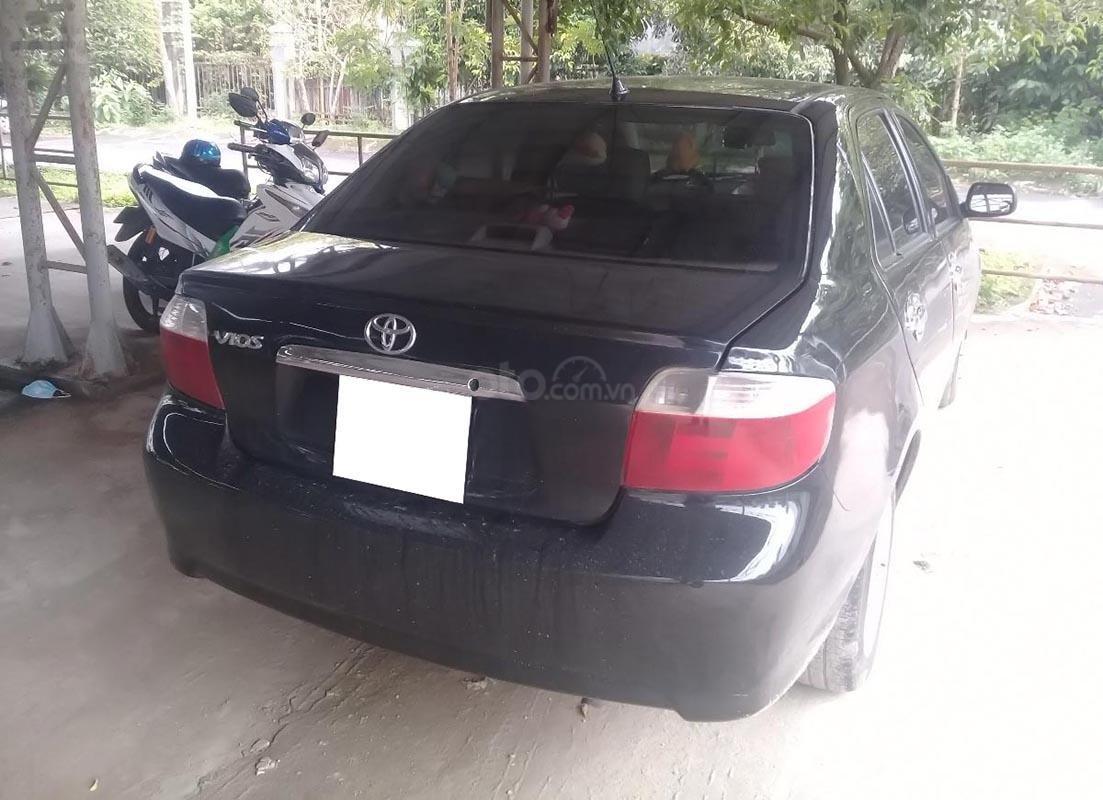Cần bán gấp Toyota Vios 1.5MT 2005, màu đen chính chủ giá cạnh tranh (5)