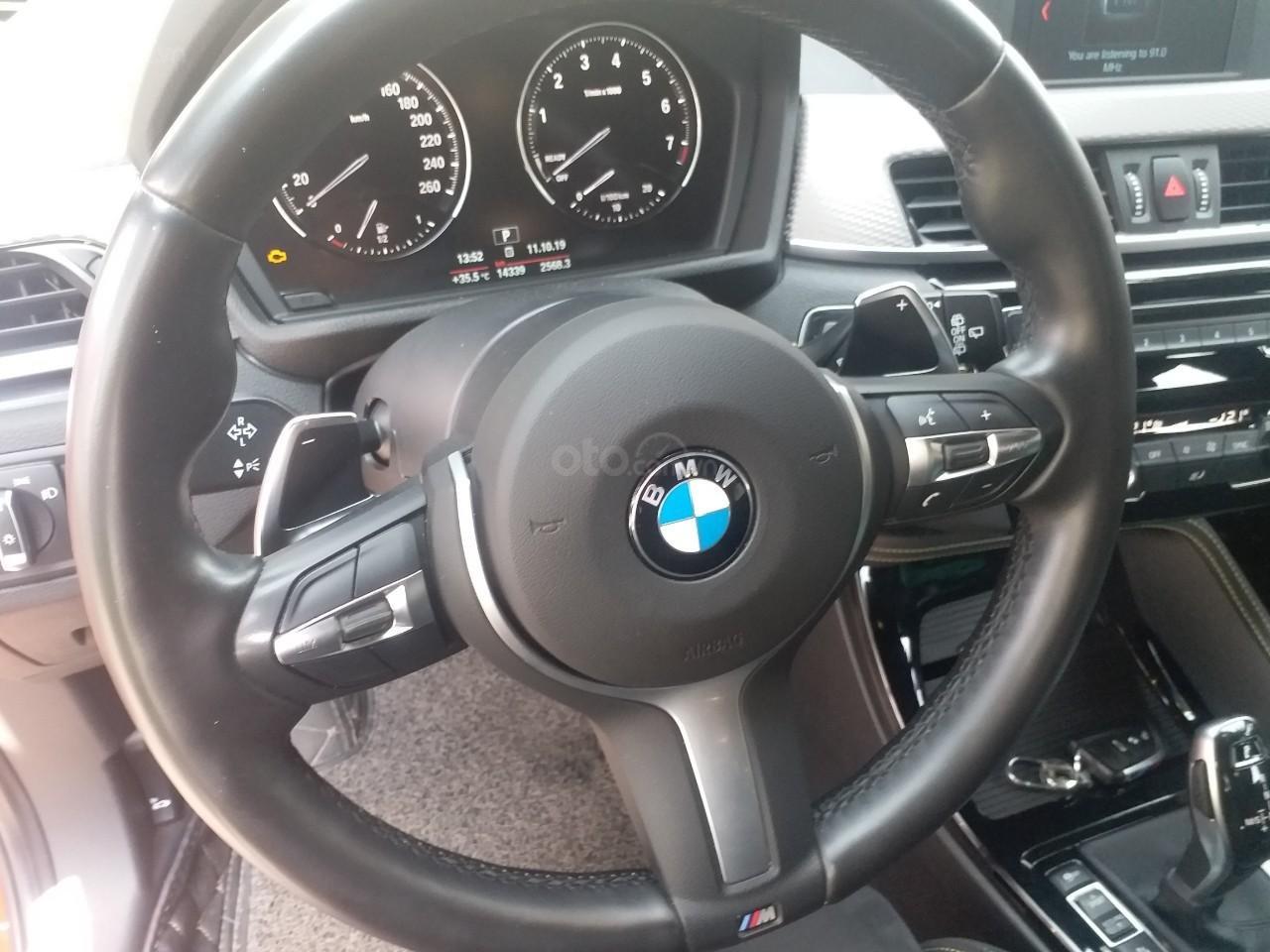 BMW X2 Sport Xdriver 20i màu nâu cam sản xuất 2018 biển Hà Nội (4)