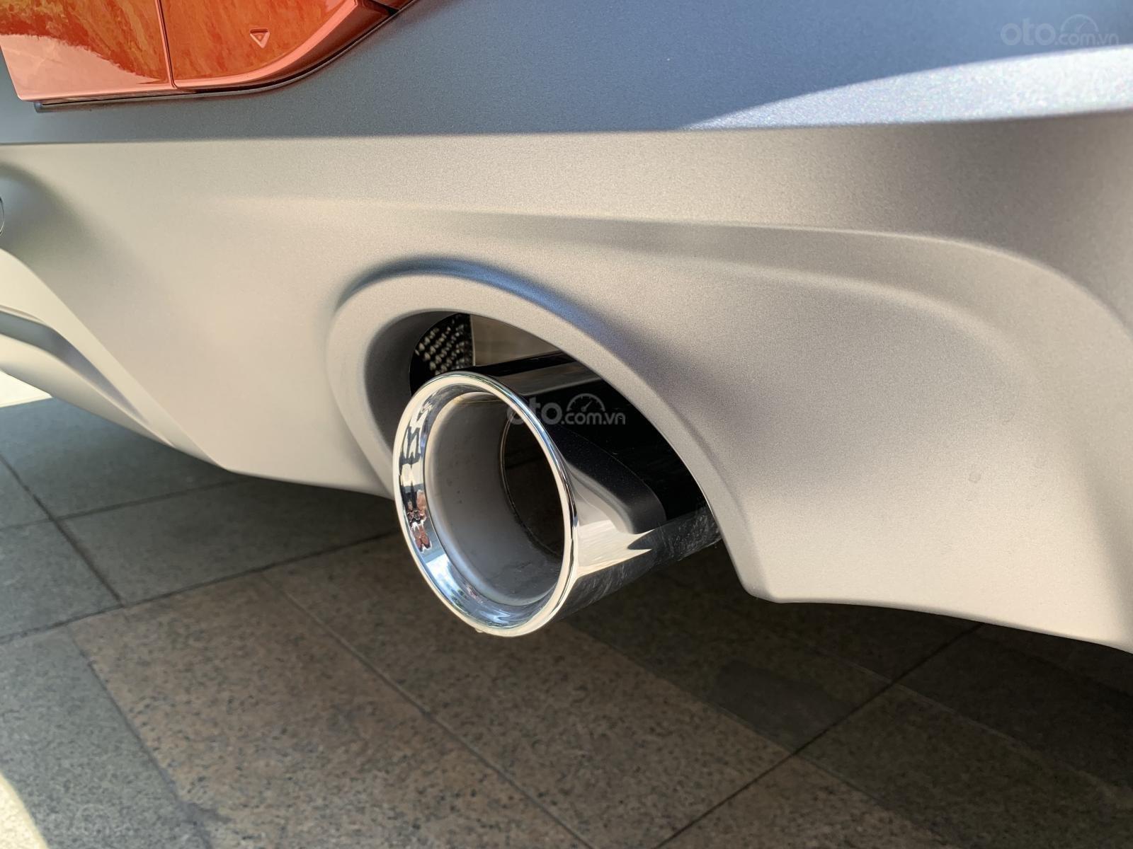 BMW X2 Sport Xdriver 20i màu nâu cam sản xuất 2018 biển Hà Nội (12)