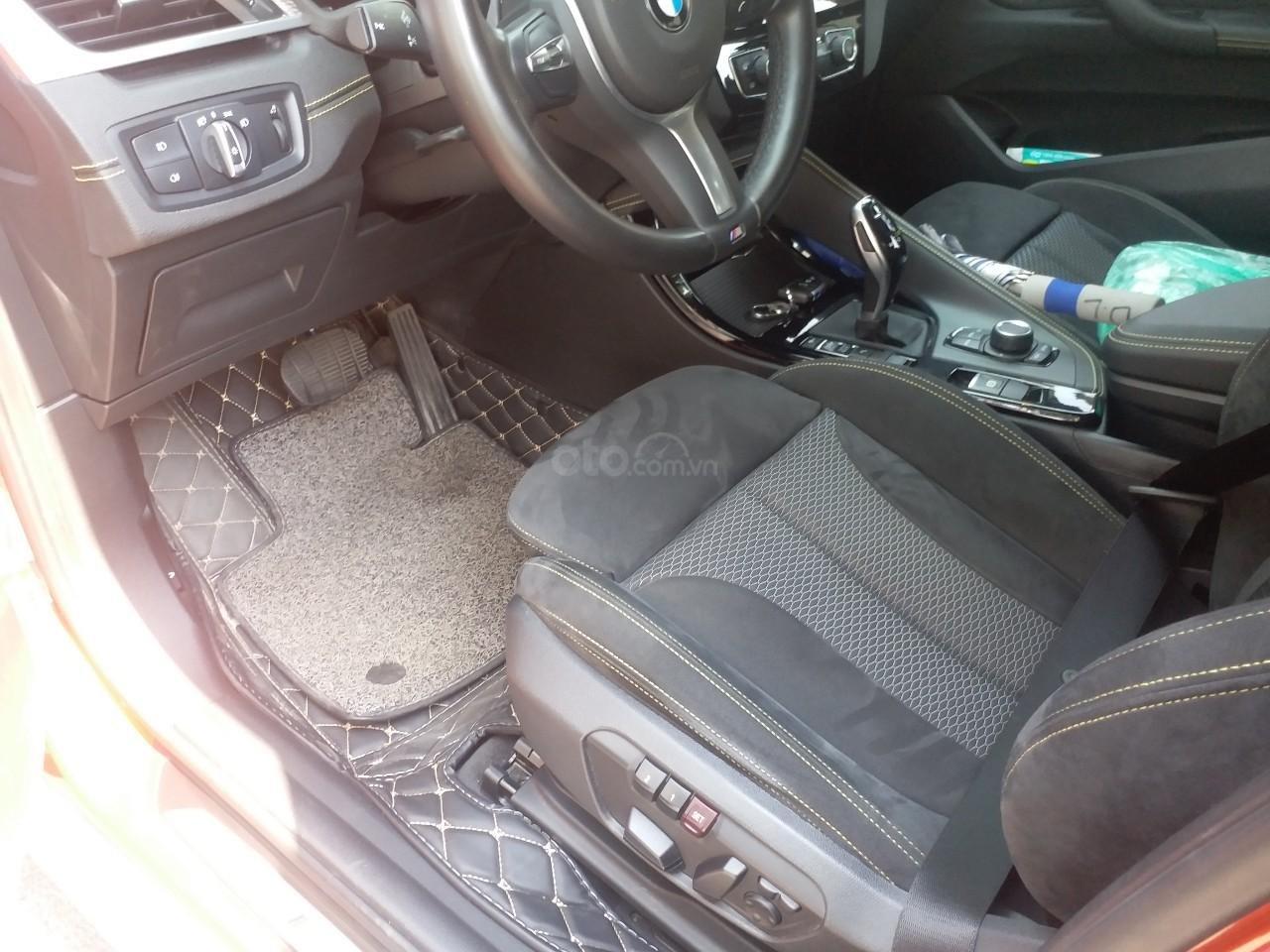 BMW X2 Sport Xdriver 20i màu nâu cam sản xuất 2018 biển Hà Nội (6)