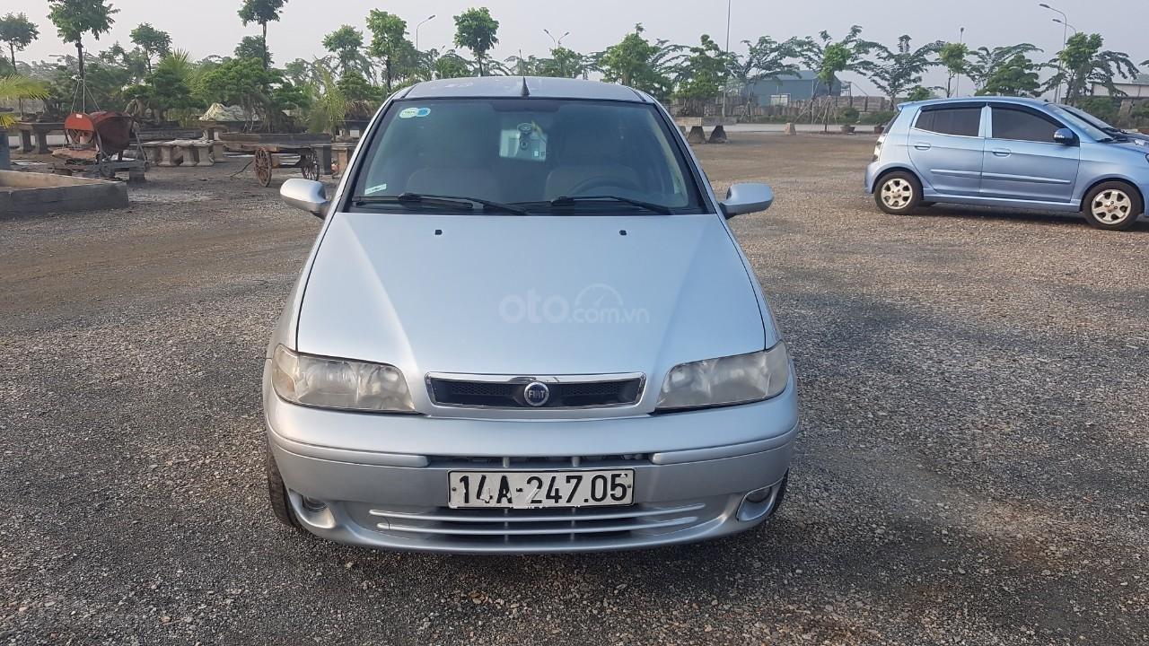 Fiat Albea đời 2007 số sàn bản đủ, có túi khí, gương kính điện 0964674331 (2)