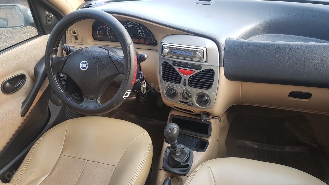 Fiat Albea đời 2007 số sàn bản đủ, có túi khí, gương kính điện 0964674331 (8)
