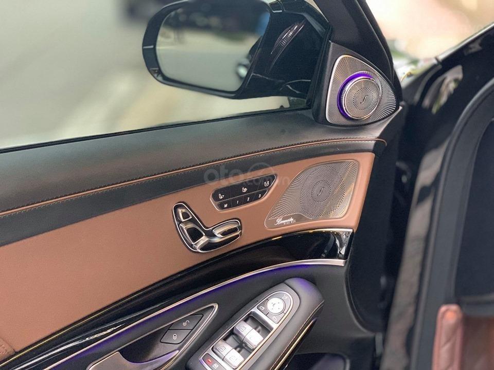 Mercedes S450 Luxury sản xuất 2018 màu đen đăng ký 2019 tên tư nhân (6)