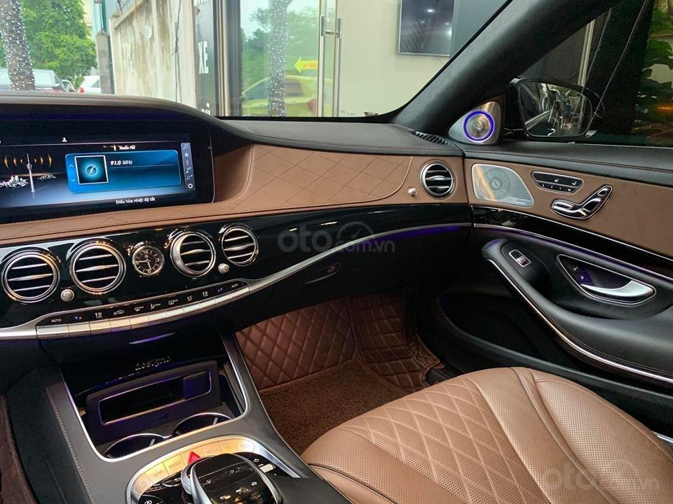 Mercedes S450 Luxury sản xuất 2018 màu đen đăng ký 2019 tên tư nhân (7)