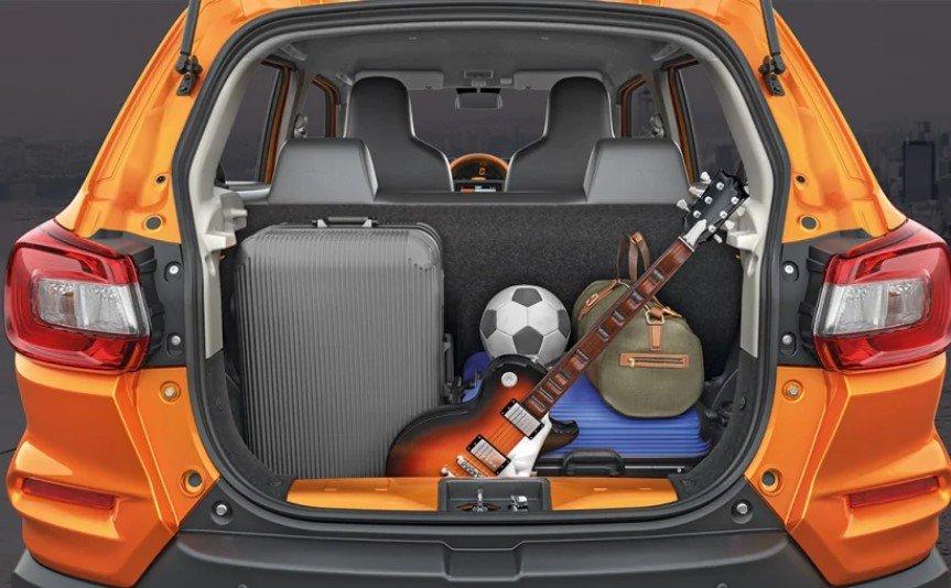 khoang nội thất Xe giá rẻ Suzuki S-Presso mới