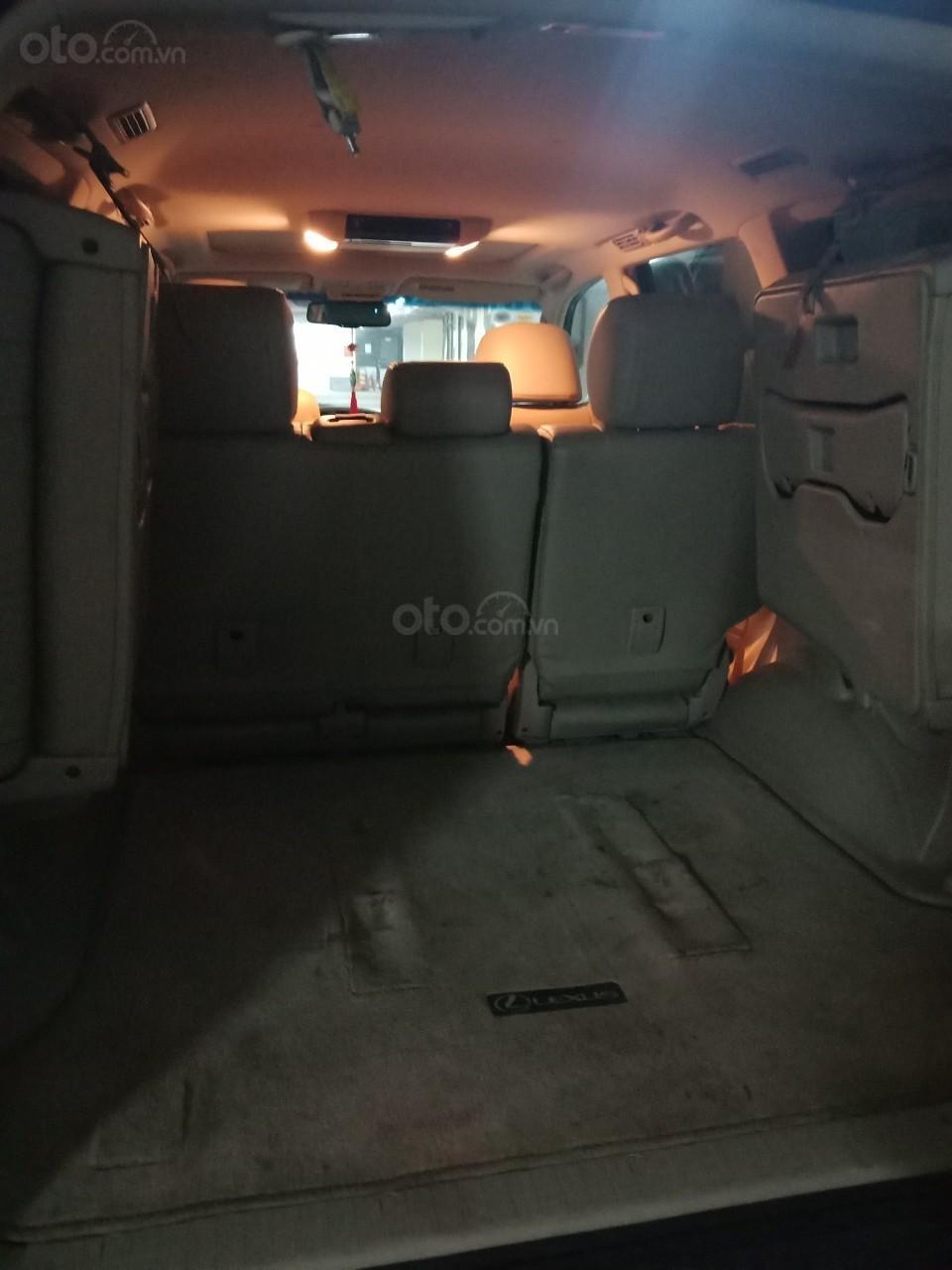 Cần bán Lexus GX 470 đời 2007, màu vàng cát, nhập Mỹ (15)
