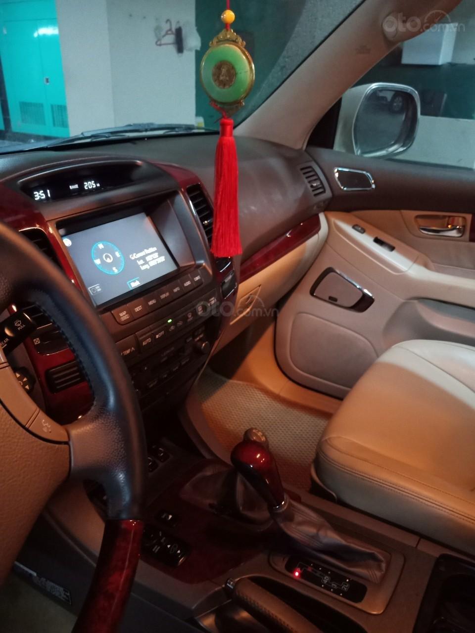 Cần bán Lexus GX 470 đời 2007, màu vàng cát, nhập Mỹ (20)