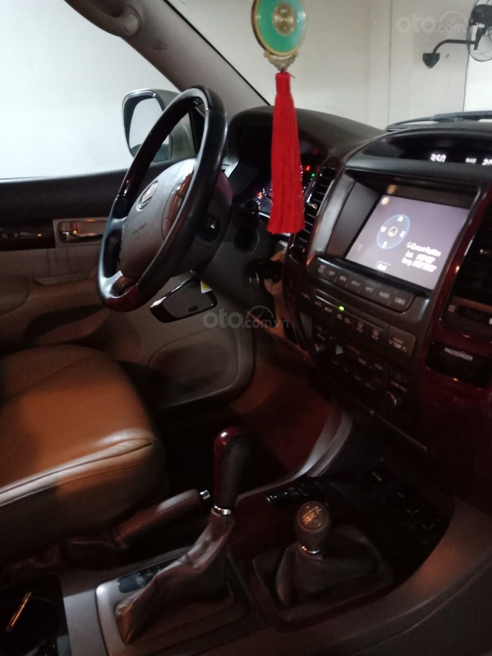 Cần bán Lexus GX 470 đời 2007, màu vàng cát, nhập Mỹ (19)