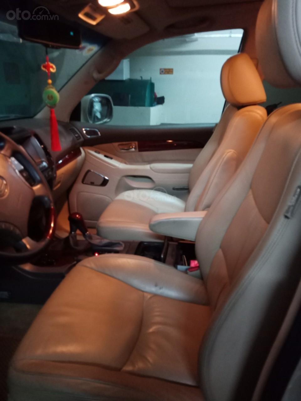 Cần bán Lexus GX 470 đời 2007, màu vàng cát, nhập Mỹ (13)
