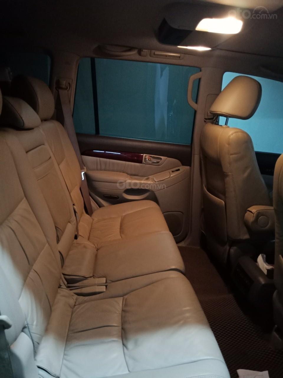 Cần bán Lexus GX 470 đời 2007, màu vàng cát, nhập Mỹ (17)