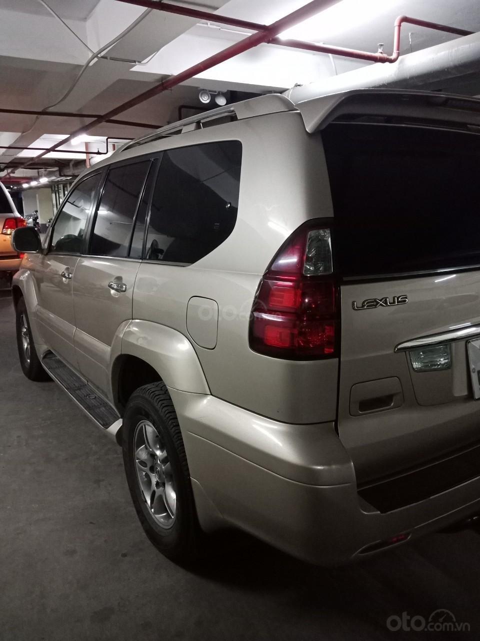 Cần bán Lexus GX 470 đời 2007, màu vàng cát, nhập Mỹ (11)