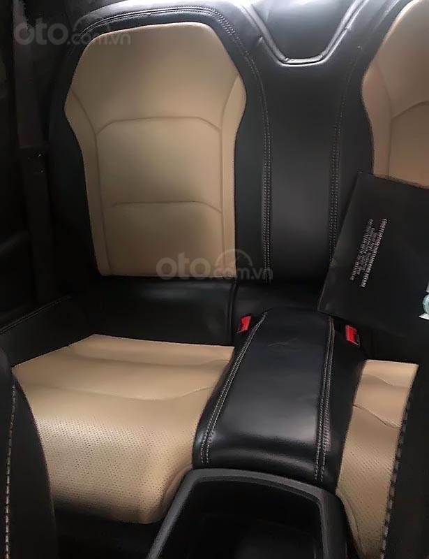Cần bán gấp Chevrolet Camaro năm 2016, màu xám, xe nhập (5)