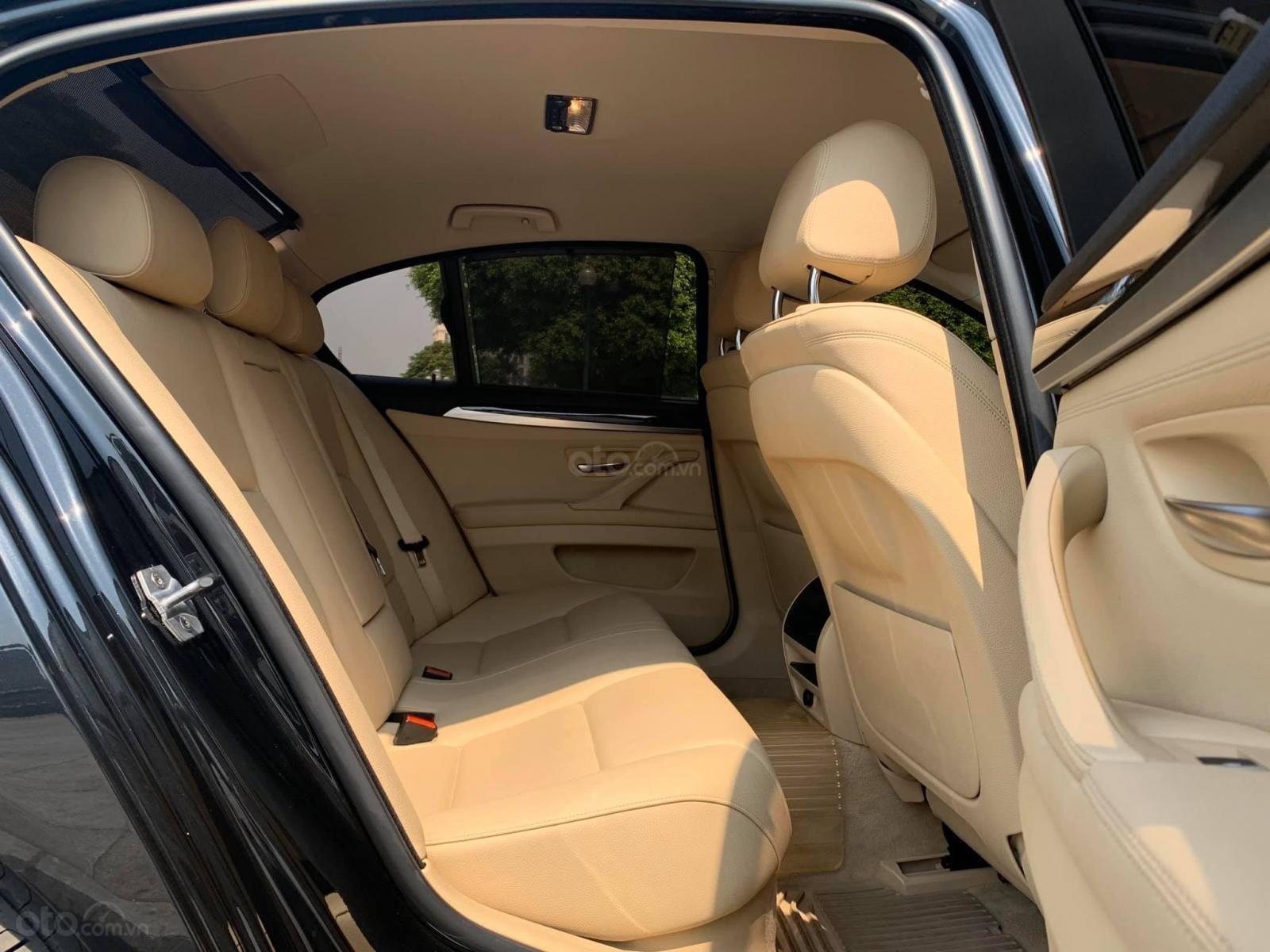 Bán xe BMW 520i đời 2014, màu đen, nhập khẩu (6)
