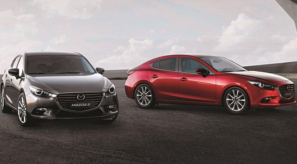 Mazda 3 là mẫu xe đắt khách tại Việt Nam.